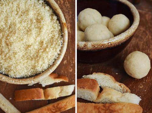 ब्रेड के स्वादिष्ट गुलाब जामुन ( bread sweet )