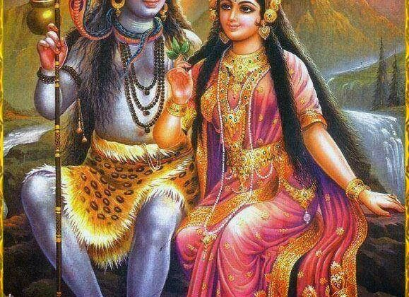 भगवान शिव तथा माता सती का अदभुत प्रेम ( lord shiva and lordness sati )