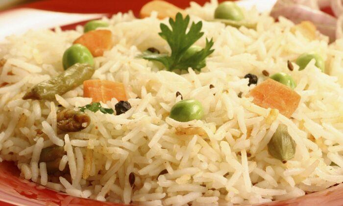 शाकाहारी बिरयानी बनाने का सरल तरीका ( shakahari biryani )