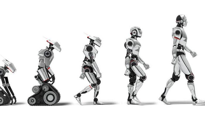रोबोट ने किया मानव का काम आसान ( robots use in technology )