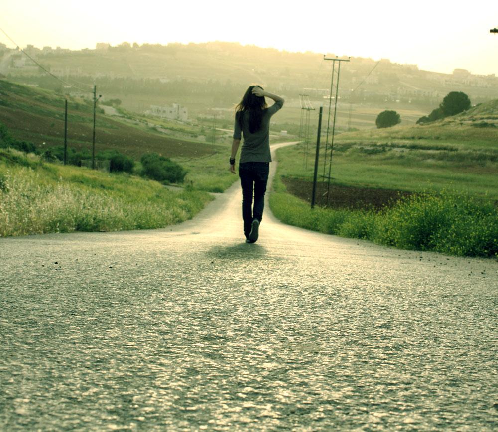 चलते समय