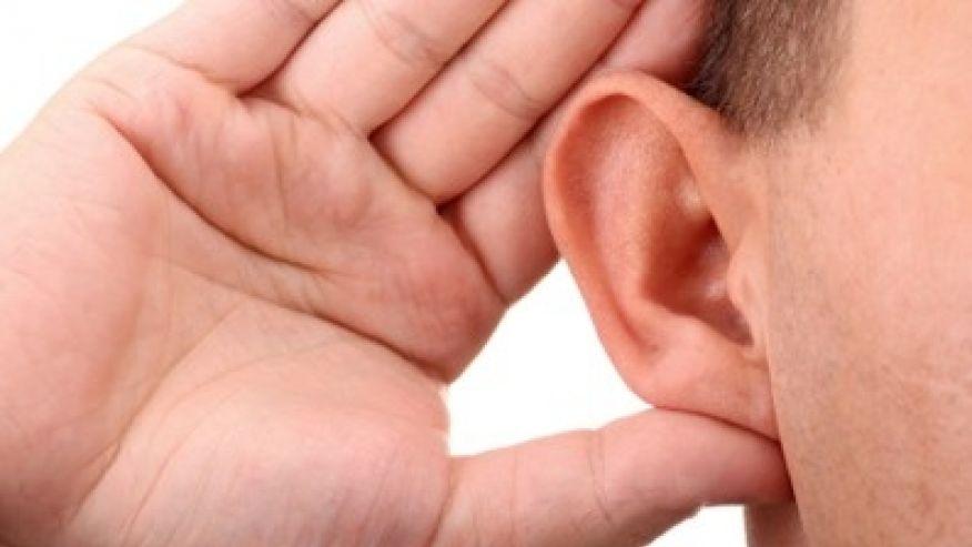 बायां कान