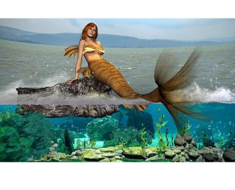 custom-women-font-b-water-b-font-long-hair-mermaids-3d-girl-poster-font-b-wall