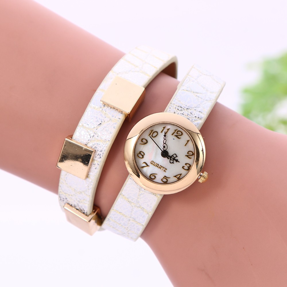 high-quality-quartz-watch-strap-white-leather