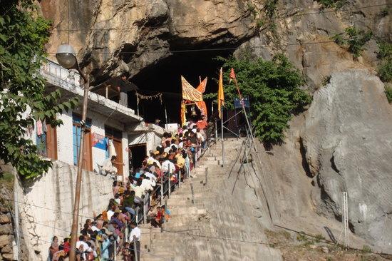 शिव की चमत्कारी गुफा शिवखोरी यही लिया था भस्मासुर ने भस्म करने का वरदान ( shivkhori cave story )