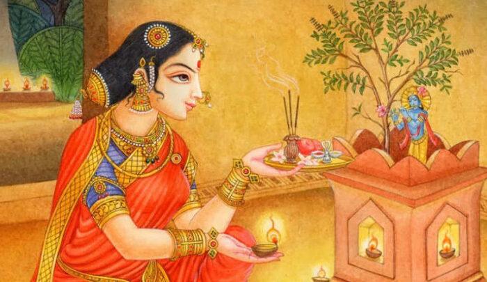 तुलसी विवाह क्या है जाने ( tulsi vivah in relision )