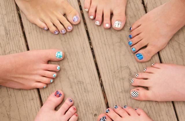 अंगूठे में भी है आपकी किस्मत का कनेक्शन ( kismat conection in foot toe )