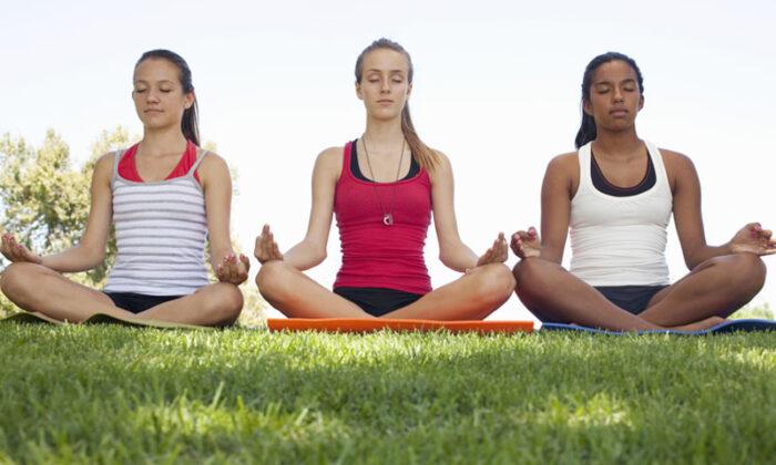 कमाल का योग है ताई ची ( amazing taichi yog )
