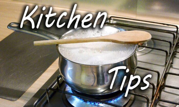 आपकी प्यारी सी किचन के लिए है ये छोटे छोटे टिप्स ( amazing kichentips )