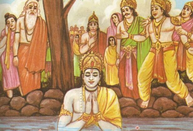 भगवान श्री राम की मृत्यु का था ये कारण ( these was the reason of the death of lord rama )