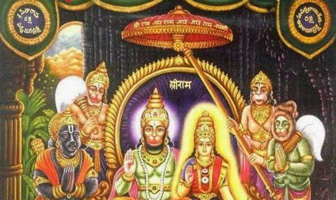 हनुमान जी भी बंधे थे विवाह बंधन में ( the marriage of lord hanuman )