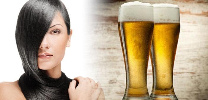चमकदार कोमल-मुलायम  बाल पाए बियर से जाने कैसे ( amazing hair benefits of beer )