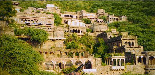 गंधर्वपुरी का श्रापित गाँव ( ghandharva the damned village )
