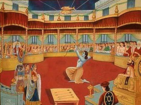 द्रौपदी को था महारथी कर्ण से प्रेम ( drowpadi and karan lovestory )