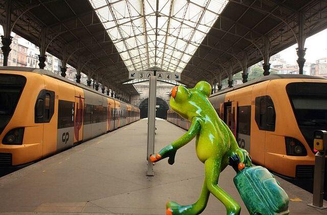 ये है भारत के 5 खूबसूरत स्टेशन ( most beautiful five railway station of india )