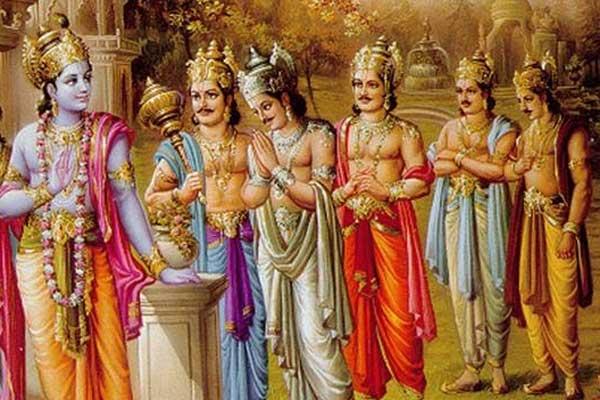 पांच पाण्डवो ने खाया अपने ही पिता का मांस जाने क्यों ( the five pandavas are eats his father meat )
