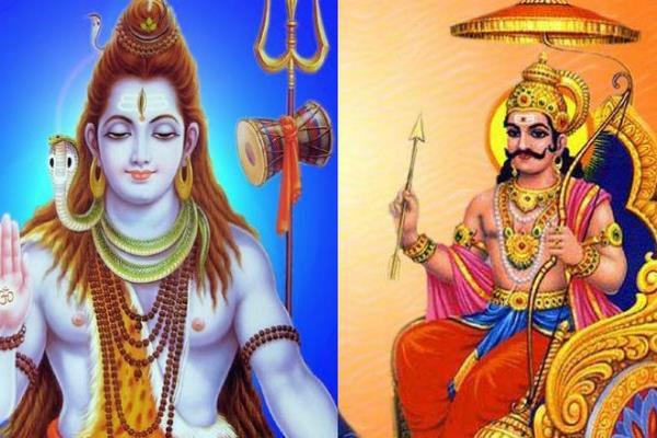 स्वयं महादेव भी नही बच पाए थे शनि की वक्र दृष्टि से ( karm faldata shanidevs vakra drishti on shiva )