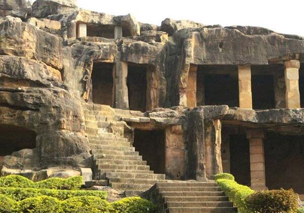 उदयगिरी की गुफाएँ जो मन मोह ले ( the cave of udaygiri )