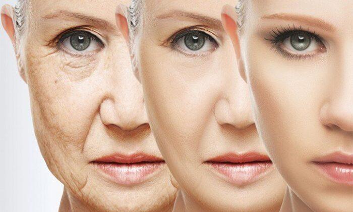 अब कहदे झुरिर्यो को बाएँ बाएँ ( say to bye bye for wrinkles )