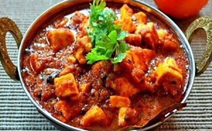 कढ़ाई पनीर बनाने का तरीका सीखे ( make kadhai paneer )