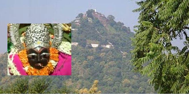 मैहर शारदा माँ का चमत्कारी मंदिर ( maihar maa sharda )