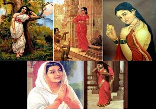 हिन्दू धर्म में महान मानी जाती हैं ये सतियाँ ( great women in hindu dharma )