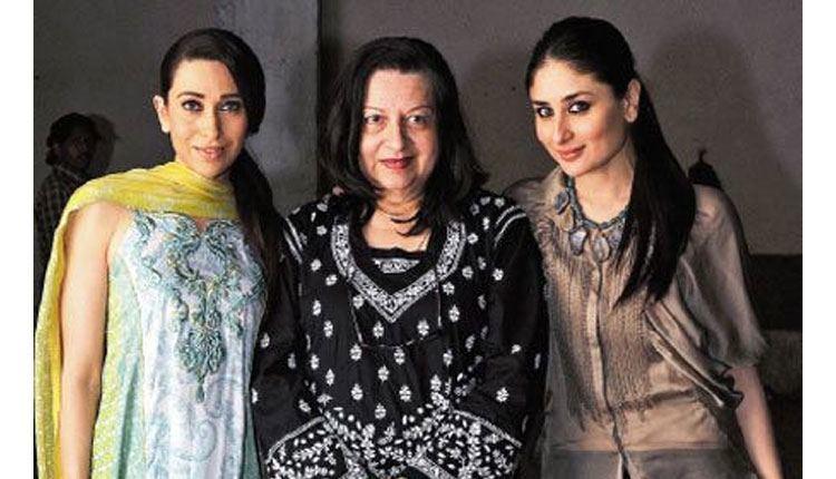 Babita-Karisma-and-Kareena-Kapoor-at-mothers-day