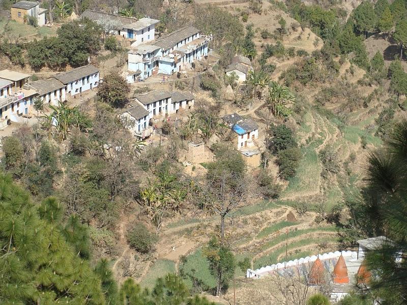 Pithoragarh_village