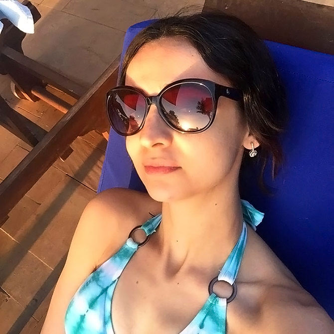 tv actor sanaya irani