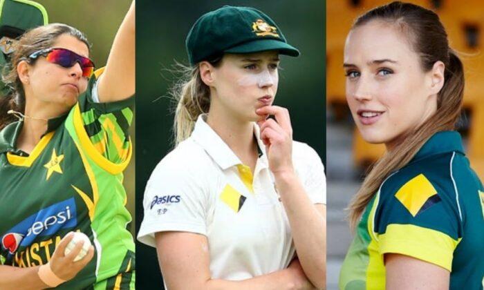 दुनिया की खूबसूरत महिला क्रिकेटर्स, जिनकी खूबसूरती पड़ती है भारी खेल पर ( the most beautiful women cricketers in the world )