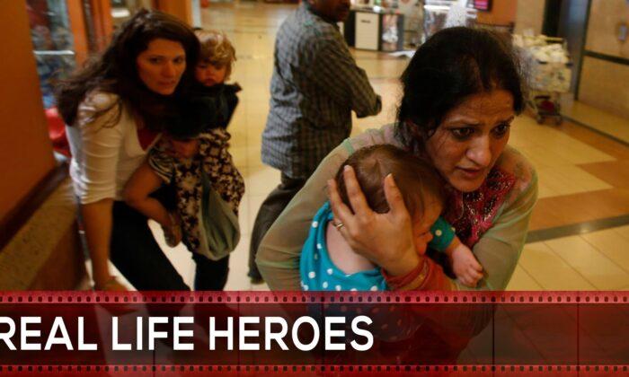 वीडियो: असल जिंदगी के हीरोज, जिन्होंने अपनी जान की परवाह किये बिना दुसरो की जान बचाई ( real life heroes youtube viral video )