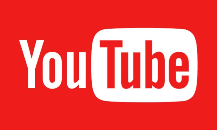 After 12 years youtube redesigned its logo font color app design