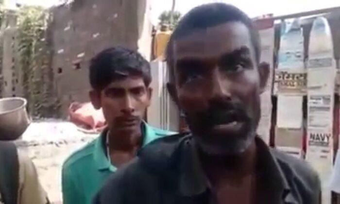 वीडियो: इस भिखारी की इंग्लिश सुन अच्छे अच्छो के पसीने छूट जायेंगे ( viral funny video english of beggars )