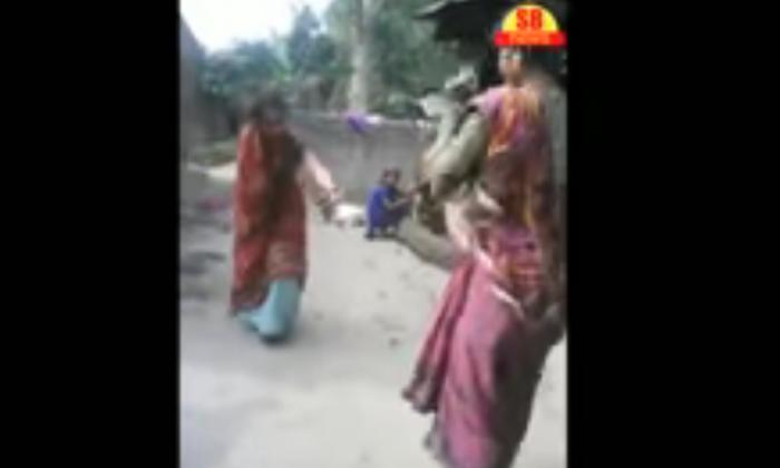 इतनी खतरनाक लड़ाई आपने शायद ही कही देखी होगी,वीडियो हुआ वायरल ( funny womens fight video )