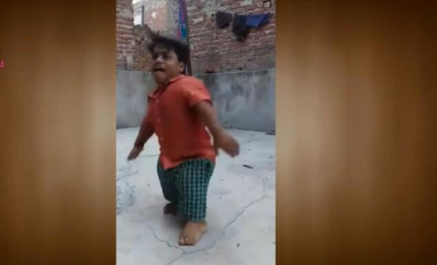 हाईट पर मत जाइएगा, इनका कमरतोड़ डांस का वीडियो हो गया है वायरल ( viral funny dance video )