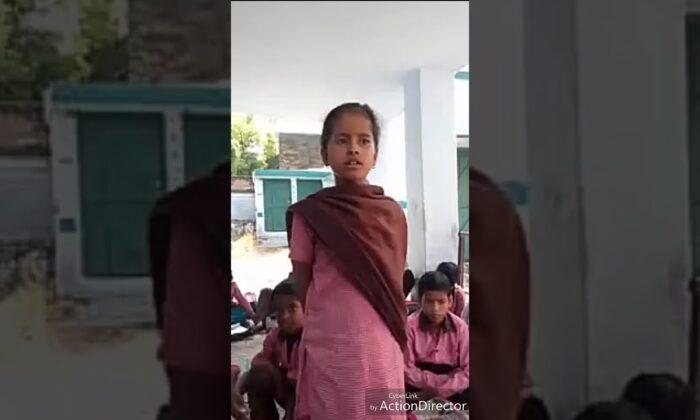 गाँव के छोटे-छोटे विद्यालयों में भी छुपा है असली टैलेंट, वीडियो में देखे ( real talents in the villages small schools are also watch in video )