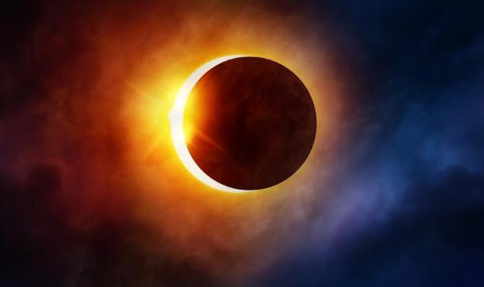 ऐसे होता हैं सूर्य ग्रहण