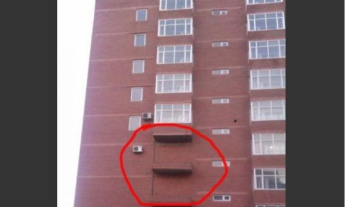 इंजीनियर,आर्किटेक्ट, की बड़ी मजेदार गलतियां देखे तस्वीरों में ( engineer architect saw great fun bugs in photos )