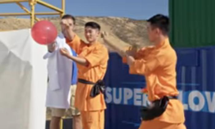 सुई से मोटे कांच पर जोर से मारा तो कांच टूट गया वीडियो देखे कैसे ( viral video throwing a needle through glass in slow motion )