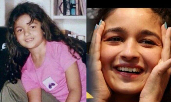 बचपन से उम्र 25 तक, देखे आलिया भट्ट की 25 नटखट तस्वीरें ( alia bhatt turns 25 today watch 25 photos )