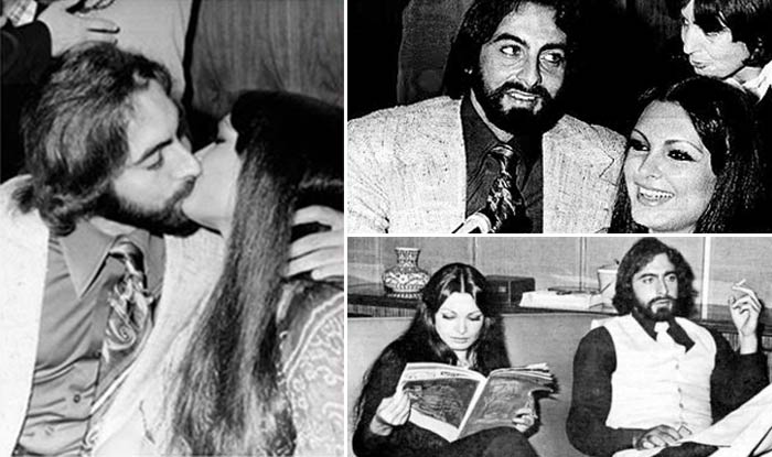 Kabir Bedi (Television and Film Actor) and Parveen Babi