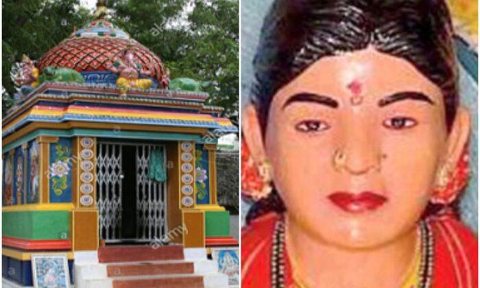 """ये शख्स 12 वर्षो से """"पत्नी"""" की पूजा करता आ रहा है ( wife temple in karnataka )"""
