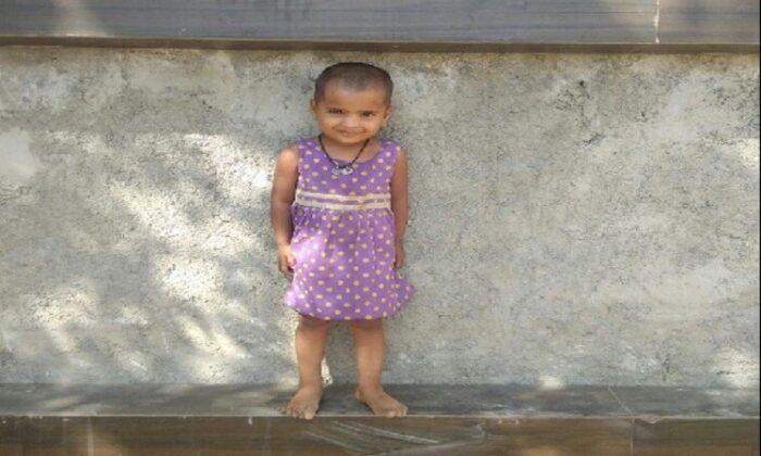 मासूम 2 साल की मृत बच्ची