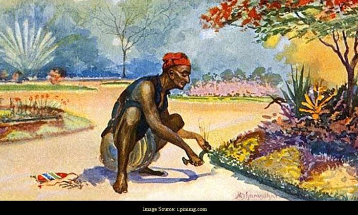 Gardener And The Pot Thief ( Akbar Birbal Stories)