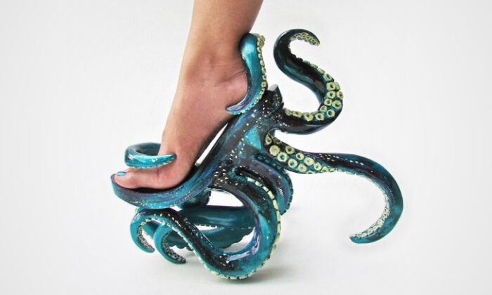 Octopus sandal