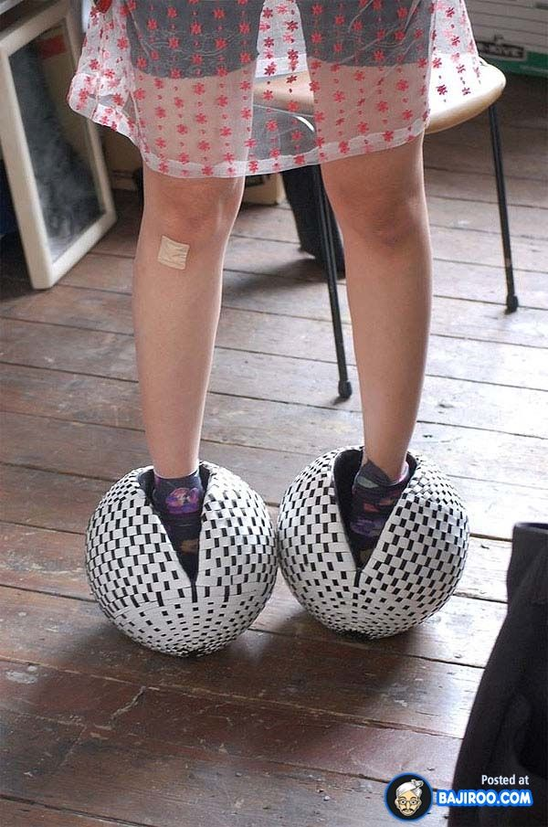 ball shoes