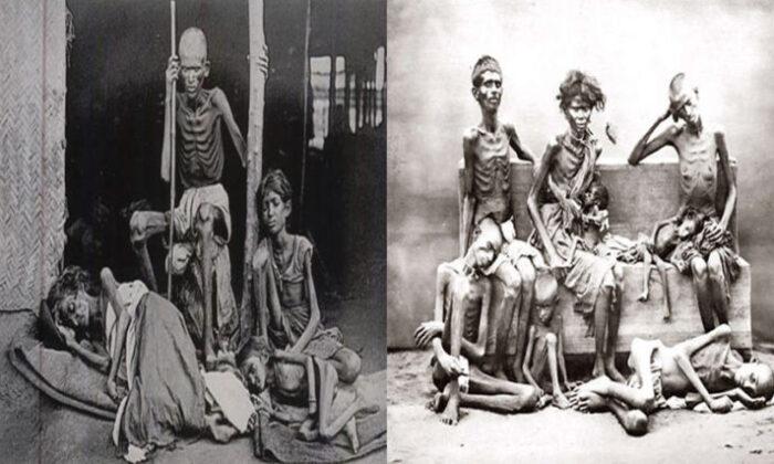 1943 में बंगाल में पड़े भयंकर अकाल की ये तस्वीरें आज भी रूह कंपा देती है ( 1943 bengal famine )