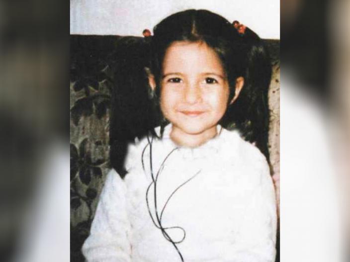 katrina kaif childhood pic