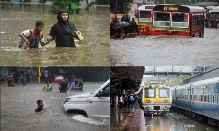 mumbai rains 2018