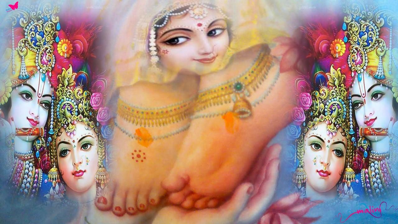 श्री राधा जी की आरती ( shri radha ji ki aarti )